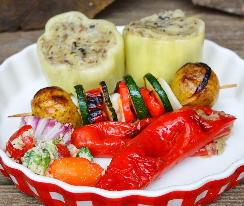 Papryka faszerowana kartoflami