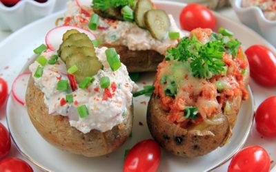 Ziemniaki po krakowsku, czyli mini kumpiry